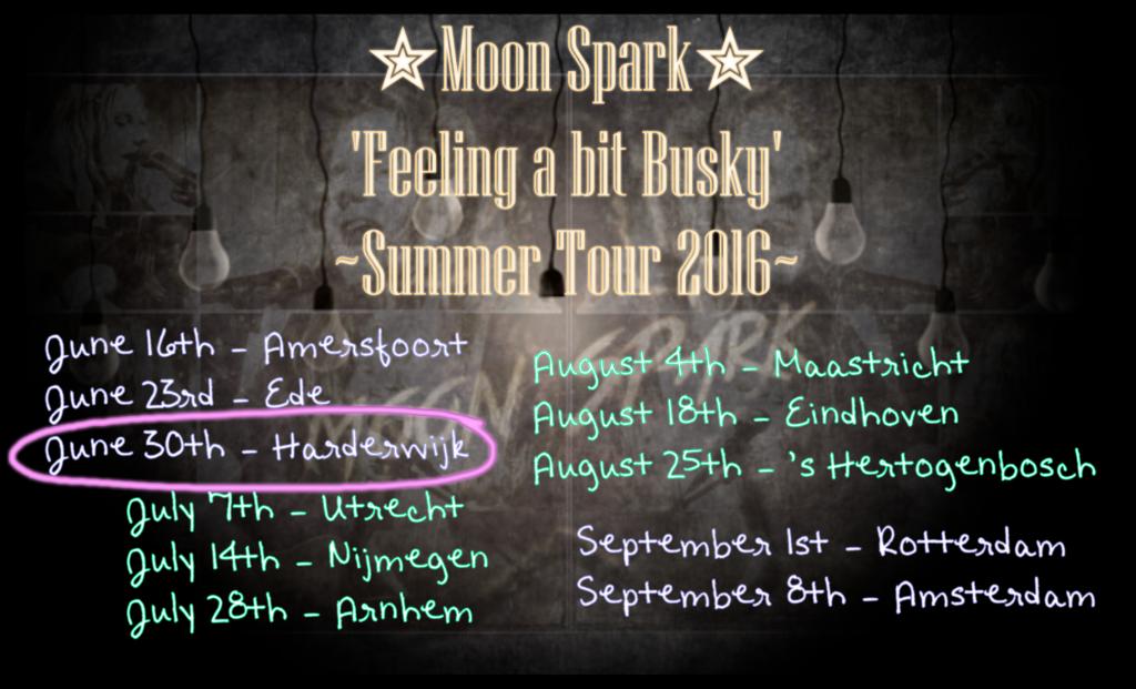 Feeling.a.bit.busky.summertour.poster.circle.harderwijk
